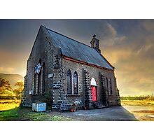 Old Church (Please Enlarge) Photographic Print