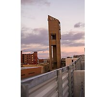 Soft Tower Photographic Print
