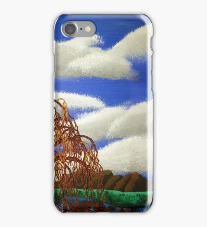 Willow Reflections iPhone Case/Skin