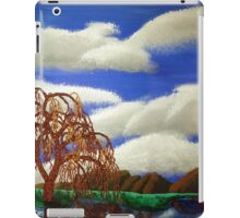 Willow Reflections iPad Case/Skin