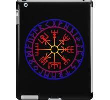 Vegvísir (Icelandic 'sign post') Symbol - SUMMER iPad Case/Skin