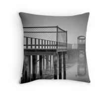 'Early One Morning' Throw Pillow