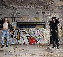 PhotoShoot in the old mill #019 by Andy Beattie