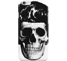 Rockabilly Skull iPhone Case/Skin