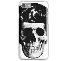 Rockabilly Skull iPhone Case/Skin