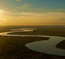 South Alligator River     Kakadu by Peter Hodgson