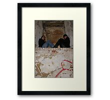 PhotoShoot in the old mill #028 Framed Print