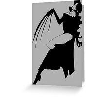 fullmetal alchemist lust homunculus anime manga shirt Greeting Card