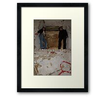 PhotoShoot in the old mill #029 Framed Print