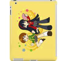 Chie and Yukiko iPad Case/Skin
