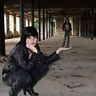 PhotoShoot in the old mill #037 by Andy Beattie