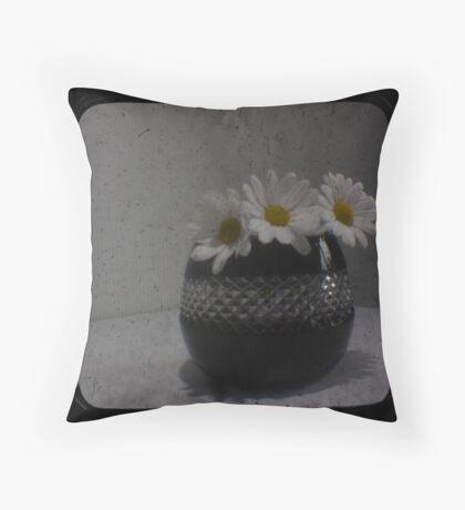Daisy TTV Throw Pillow