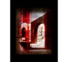 demonic doorway Photographic Print