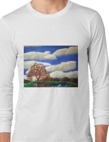 Willow Reflections Long Sleeve T-Shirt