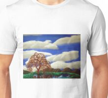 Willow Reflections Unisex T-Shirt