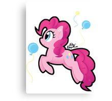 Chibi Pinkie Pie Canvas Print