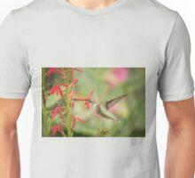 Ruby Throated Hummingbird 5-2015 Unisex T-Shirt