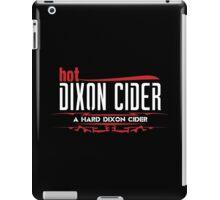 Hot Dixon Cider iPad Case/Skin