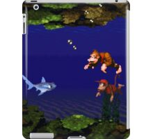 Donkey Kong Country - Coral Capers iPad Case/Skin