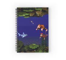 Donkey Kong Country - Coral Capers Spiral Notebook