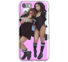 Nicki and Bey iPhone Case/Skin