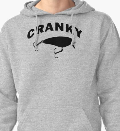 CRANKY Pullover Hoodie