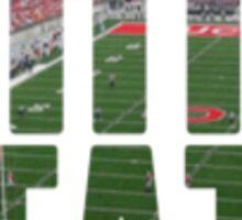 Ohio State Stadium Sticker