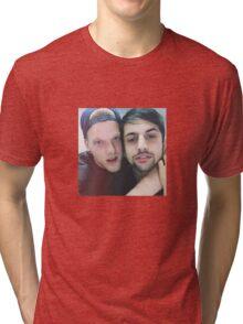 Mitch and Scott Merch Tri-blend T-Shirt