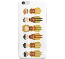 All the Robins! iPhone Case/Skin