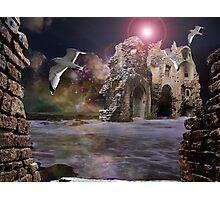 Sea of dreams.. Photographic Print