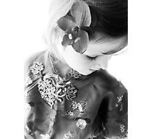 Kimono Zo Photographic Print