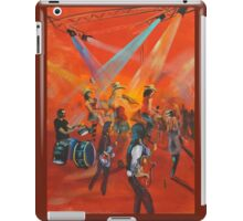 Opening night on the main Stage Airlie Beach Music Festival iPad Case/Skin