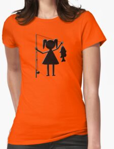 Reel Girl's Fish T-Shirt