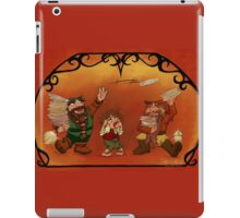The Hobbit - Unexpected Party iPad Case/Skin