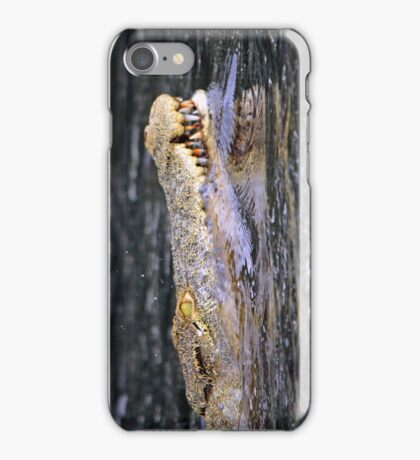 The Danger Within iPhone Case/Skin