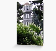 CAPE COD TOWER Greeting Card