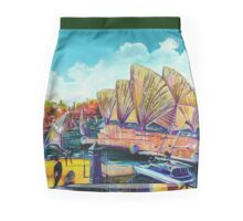 the Sydney Opera House The Meeting Mini Skirt
