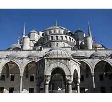 Dome of Blue Mosque-TURKEY Photographic Print