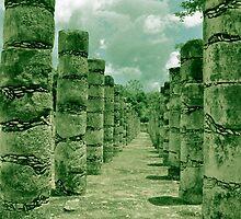 Mil Columnas by Valerie Rosen