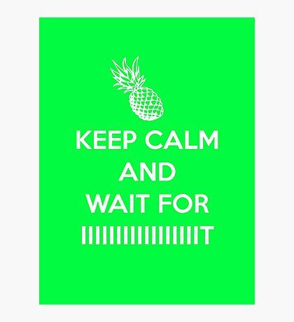 KEEP CALM!!!! Photographic Print