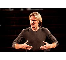 Eric Whitacre... on anything Photographic Print