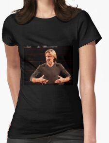 Eric Whitacre... on anything Womens Fitted T-Shirt