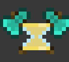 Prime's Cutie Mark Minecraft by grimlockprime22