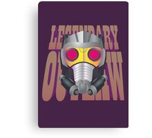 Star-Lord: Legendary Outlaw Canvas Print