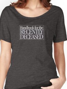Beetlejuice - Handbook for the Recently Deceased Women's Relaxed Fit T-Shirt