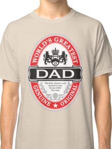 World's Greatest Dad Classic T-Shirt
