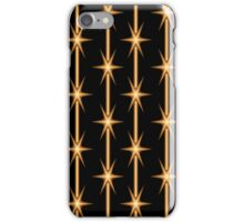 Star Wire #1 iPhone Case/Skin