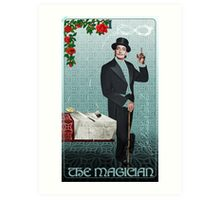 Tarot: The Magician (I) Art Print