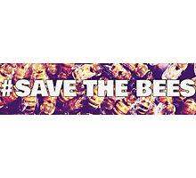 #SAVETHEBEES  Photographic Print