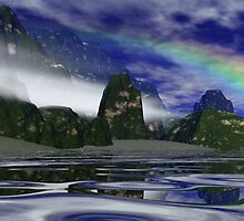 Classic Rainbow II by XadrikXu